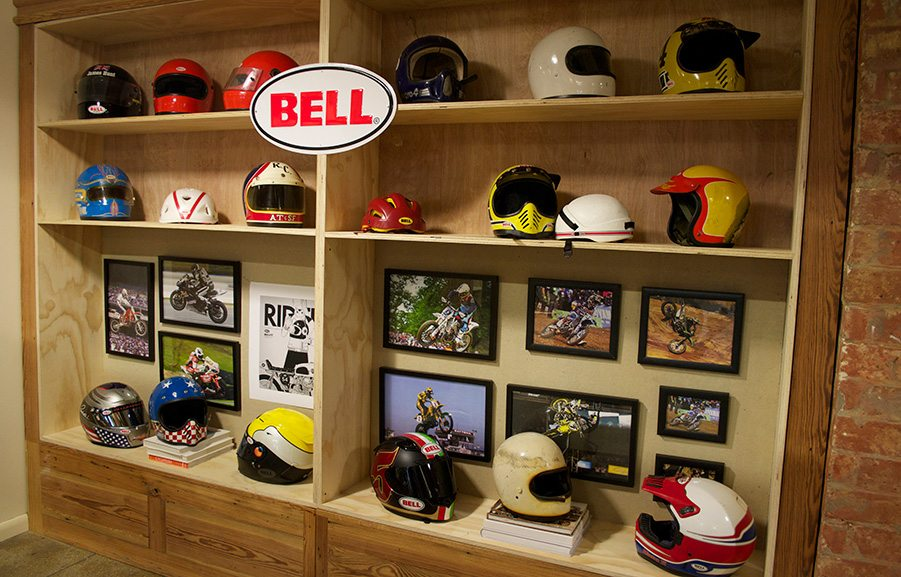 BELL HELMETS<BR>60TH ANNIVERSARY<BR>MEDIA EVENT